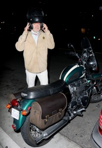 William H. Macy is an Easy Rider