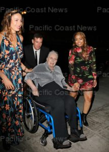 163344, Joni Mitchell celebrates Elton John's 70th Birthday and 50-Year Songwriting Partnership with Bernie Taupin benefiting the Elton John AIDS Foundation and the UCLA Hammer Museum at RED Studios Hollywood. Los Angeles, California - Saturday March 25, 2017. Photograph: © MHD, PacificCoastNews. Los Angeles Office (PCN): +1 310.822.0419 UK Office (Avalon): +44 (0) 20 7421 6000 sales@pacificcoastnews.com FEE MUST BE AGREED PRIOR TO USAGE