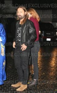 172222, EXCLUSIVE: Swedish songwriter and record producer Max Martin and his wife Jenny leave an event at the Chateau Marmont. Los Angeles, California - Thursday November 16, 2017.  Photograph: © MHD, PacificCoastNews. Los Angeles Office (PCN): +1 310.822.0419 UK Office (Avalon): +44 (0) 20 7421 6000 sales@pacificcoastnews.com FEE MUST BE AGREED PRIOR TO USAGE