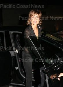172887, Lisa Rinna leaves Craig's in West Hollywood with her mother Lois and her husband Harry Hamlin. Los Angeles, California - Wednesday December 27, 2017. Photograph: © MHD, PacificCoastNews. Los Angeles Office (PCN): +1 310.822.0419 UK Office (Avalon): +44 (0) 20 7421 6000 sales@pacificcoastnews.com FEE MUST BE AGREED PRIOR TO USAGE