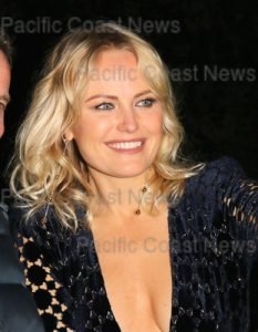 172964, Malin Akerman at the Showtime Golden Globe Nominees Celebration at the Sunset Tower Hotel in West Hollywood. Los Angeles, California - Saturday January 6, 2018. Photograph: © MHD, PacificCoastNews. Los Angeles Office (PCN): +1 310.822.0419 UK Office (Avalon): +44 (0) 20 7421 6000 sales@pacificcoastnews.com FEE MUST BE AGREED PRIOR TO USAGE