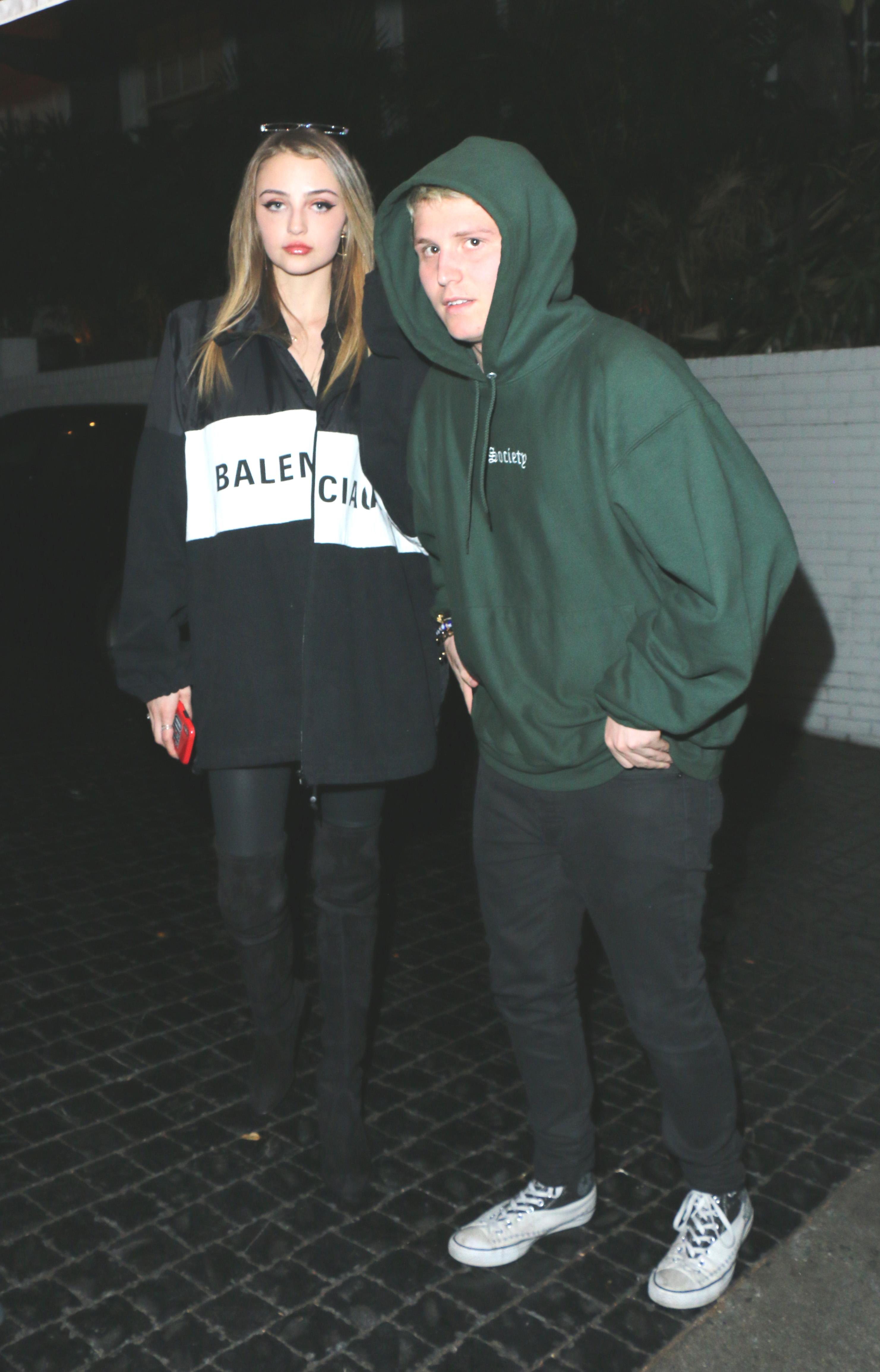 Ashley Cooper and UHLONE
