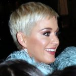 Katy perry shows Love for all her fans at the Amfar event in Los Angeles  2018 Copyright MHD Avalon/
